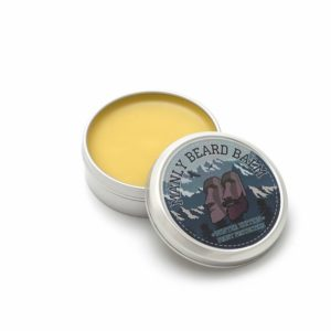Бальзам для бороды MANLY BEARD BALM winter edition 40мл